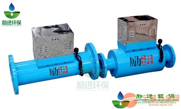 山阴县静电管道过滤型电子水处理器