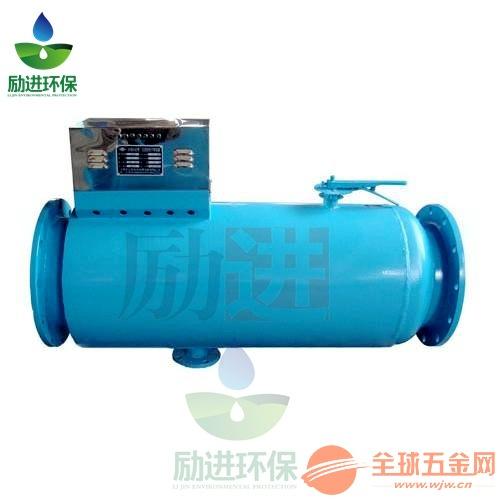 静电水处理器性能