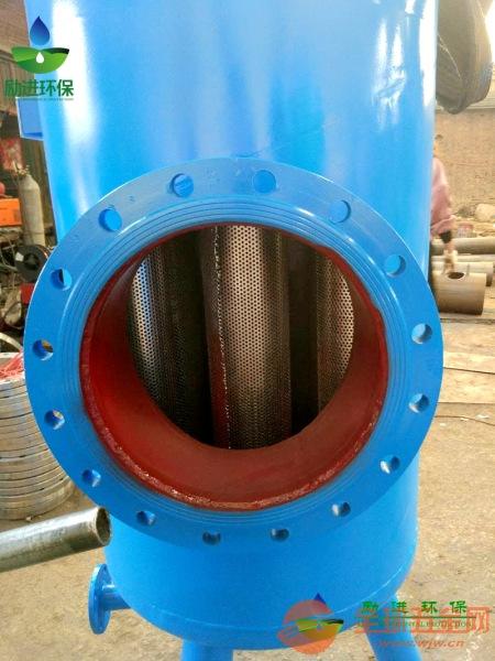 排气高速螺旋除污器技术特点