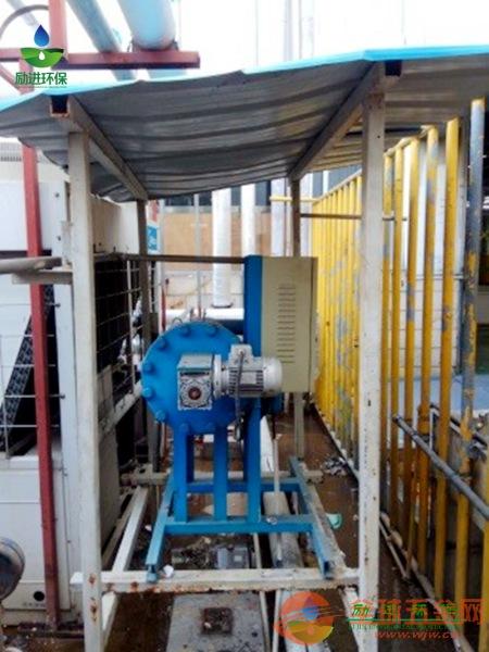 G型冷却水旁流水处理仪如何工作