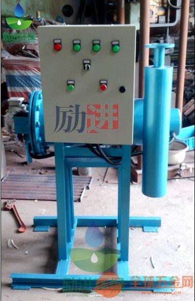 垫江县G型微晶旁流水处理器