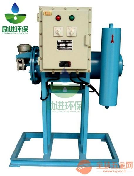 G型物化旁流水处理器效率