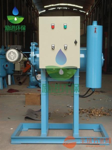 G型闭式旁流综合水处理仪操作技巧