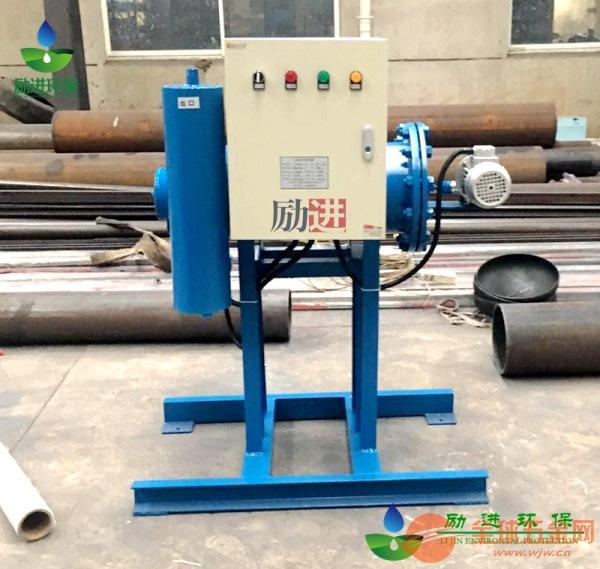 理塘县G型微晶旁流综合水处理仪