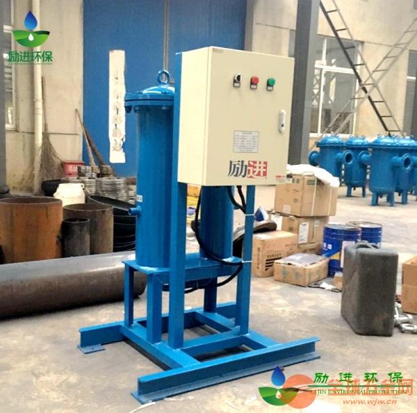 G型冷却水旁流水处理器如何选型