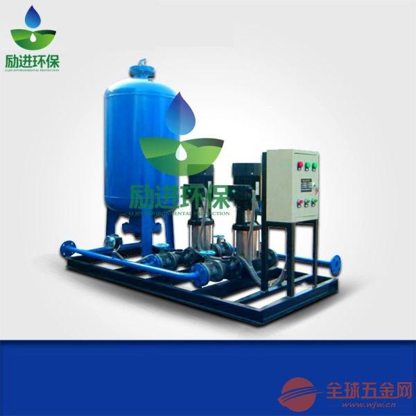 变频定压补水排气机组型号