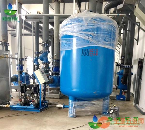 变频定压补水排气机组选型