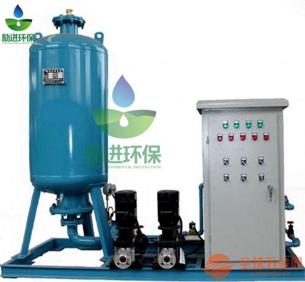 变频定压补水排气机组如何选型