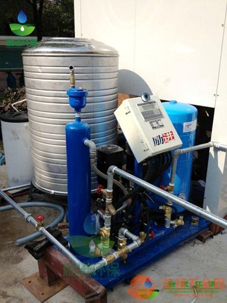变频定压补水排气机组有哪些特点