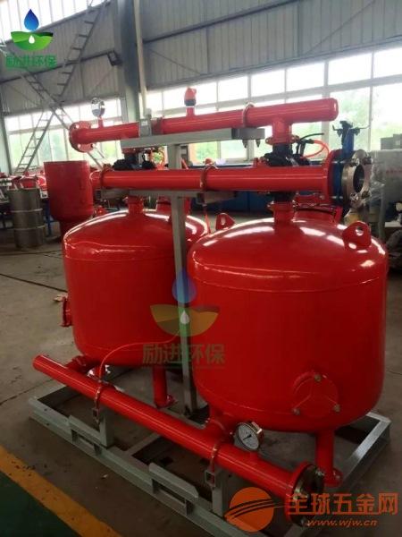 灌溉用砂石加网式过滤器优点是什么