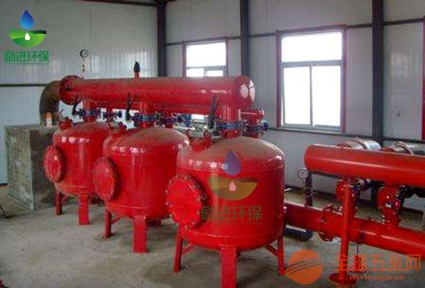 地下水灌溉首部枢纽装置过滤器生产