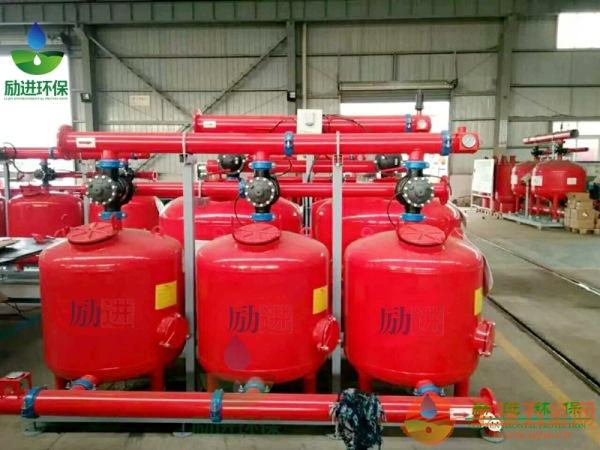 灌溉用砂石加网式过滤器价格厂家