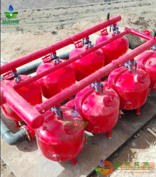 组合式砂石过滤器构造及尺寸