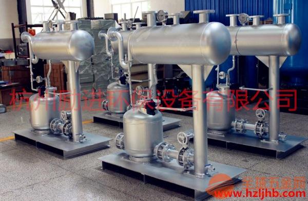 机械式汽动凝结水回收装置效果怎么样