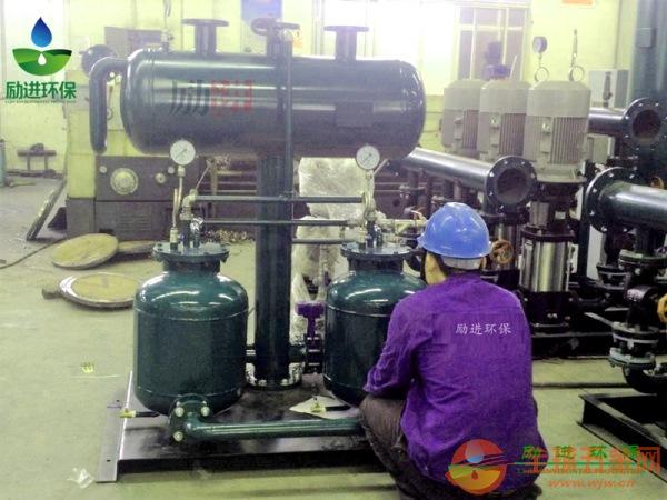 机械式气动冷凝水回收装置特点
