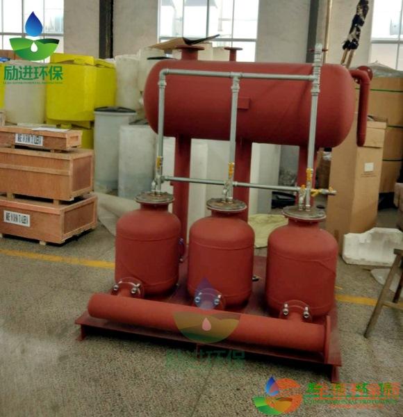 机械式气动凝结水回收泵安装