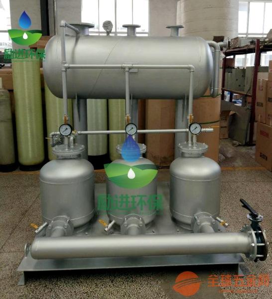 闭式凝结水回收装置效率