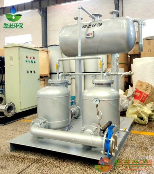 机械式汽动凝结水回收装置参数分析