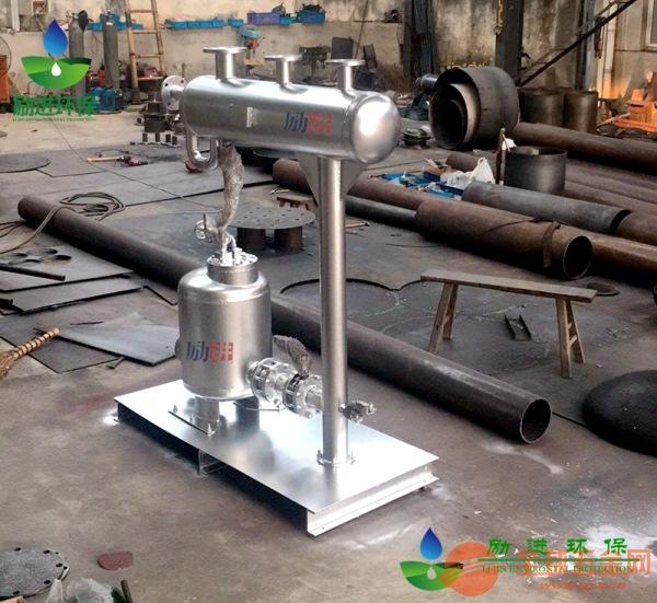 机械式气动凝结水回收泵安装说明