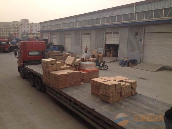 成都温江到钦州货运公司