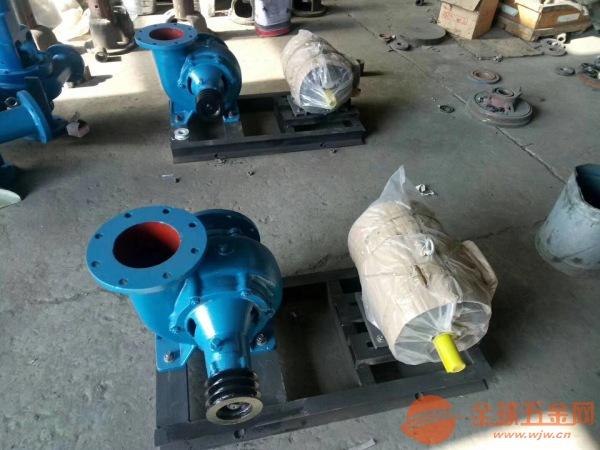 朴厚泵业650HW-7单级单吸蜗壳式农田灌溉混流泵