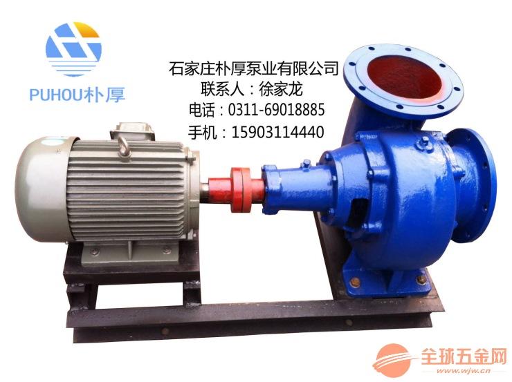 甘肃甘南200HW-8混流泵厂家参数