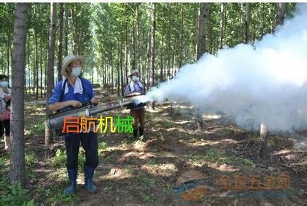 林业机械 烟雾机