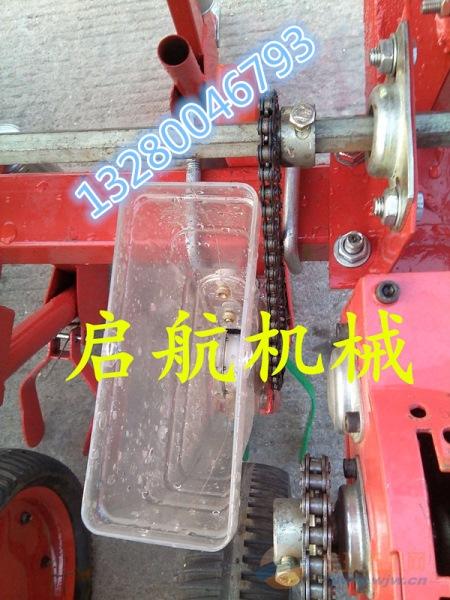 种植机械 白菜谷子精播机