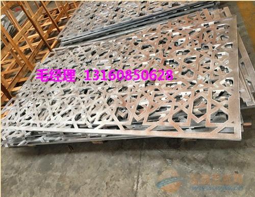 广东外墙雕花铝单板