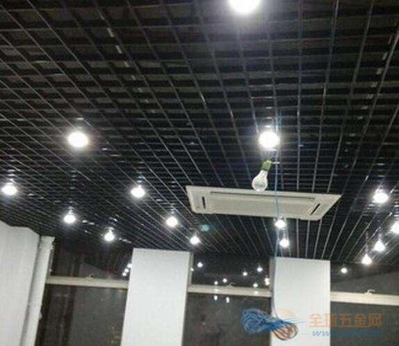 广州铝格栅天花吊顶