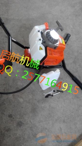 江源县 汽油二冲程果园打桩机 大型拖拉机挖坑机