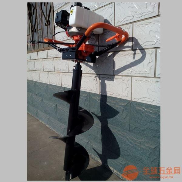 白城市 汽油手提式钻孔机 实用型汽油挖坑机型号