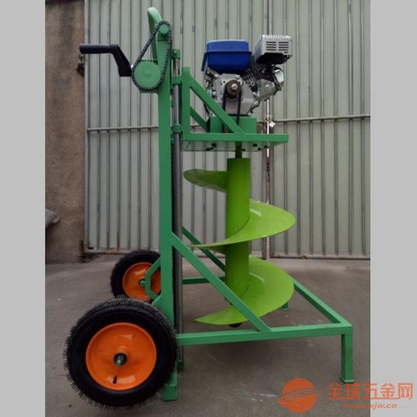 常德工程硬度鉆眼機拖拉機鉆洞機