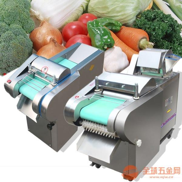 成都1000型不锈钢切菜机启航蔬菜不锈钢切菜机