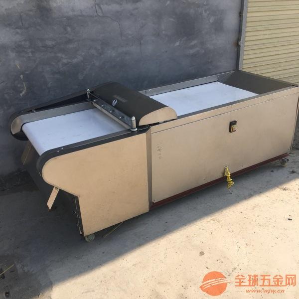 邯郸县 1000型不锈钢切菜机加厚不锈钢切菜机