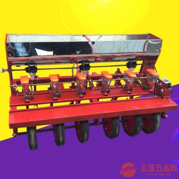 内丘县 汽油式精播机手扶车带动玉米播种机