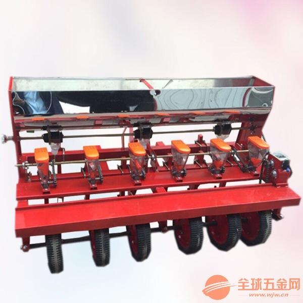 临城县 大豆玉米高粱谷子小型花生精播机,