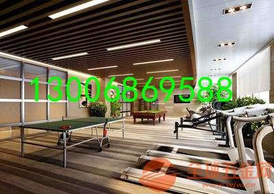广州健身房铝方通厂家供应