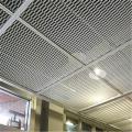 铝拉伸网天花吊顶_铝拉伸网天花吊顶图