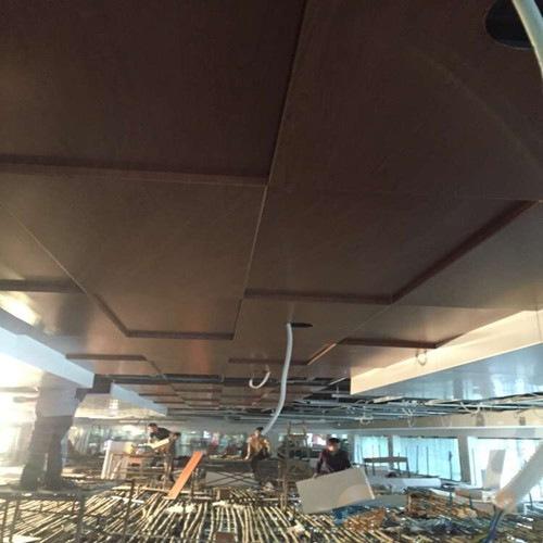 家装铝扣板吊顶生产厂家现货直供