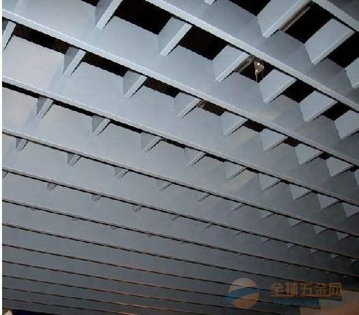 美术馆专用铝格栅定制厂家专业供应