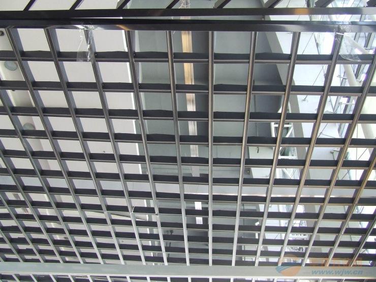 商场用铝格栅厂家品质好做工精细