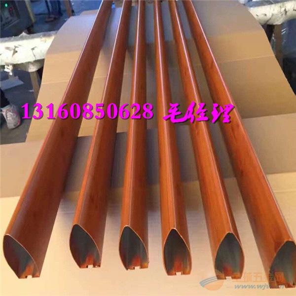 淄博购物商场木纹铝方通品牌供应商