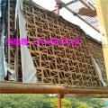 郑州木纹复古铝窗花报价最新