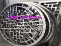 阳江铝型材焊接铝窗花造型定制厂家
