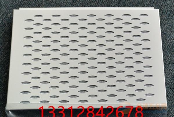 明光市启辰4S店柳叶孔镀锌板,舒适透气墙体勾搭镀锌铁板
