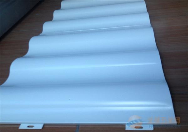 优闲咖啡厅幕墙弧形 造形铝单板生产厂家