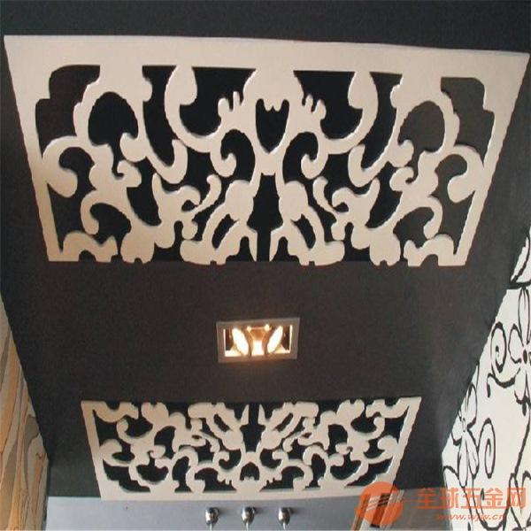 雕花铝单板写字楼大堂雕花铝单板生产厂家