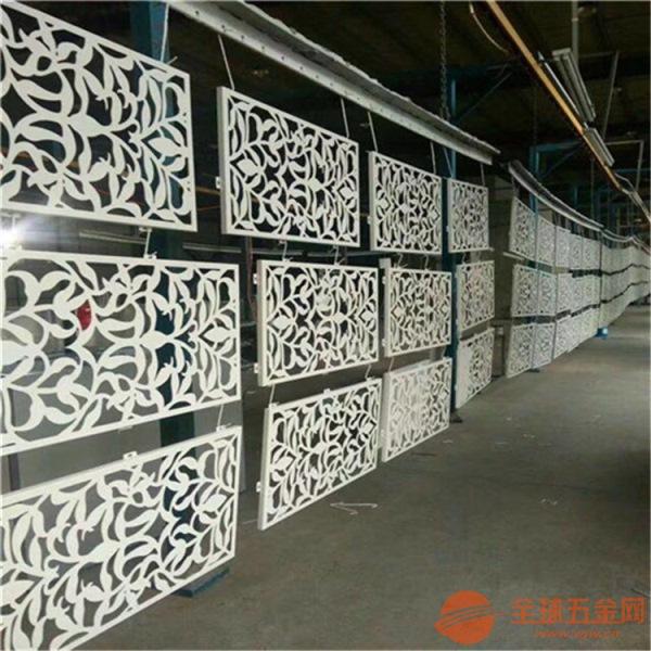 建筑外墙雕花铝单板-氟碳镂空铝幕墙