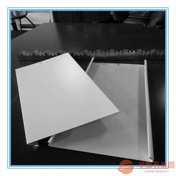 河南新能源加气站铝合金白色铝条扣板厂家定制